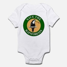 Save Rainforests Infant Creeper
