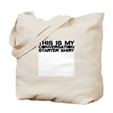 Cute Twilight guy Tote Bag