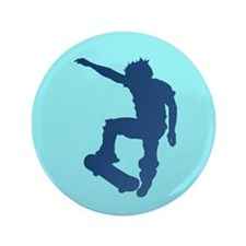 "KICKFLIP 3.5"" Button (100 pack)"