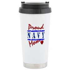 Proud Mom Travel Mug