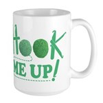 Hook Me Up Large Mug