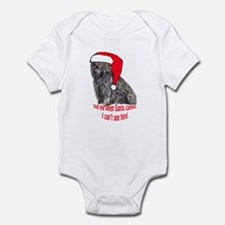 Santa Puli Infant Bodysuit