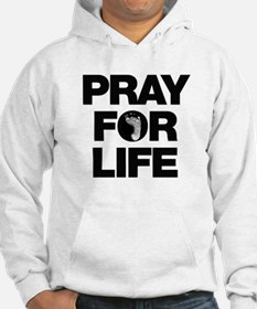 Pray for Life Hoodie