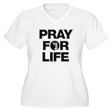Pray for Life T-Shirt