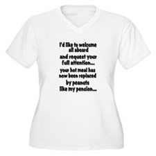 request attention T-Shirt