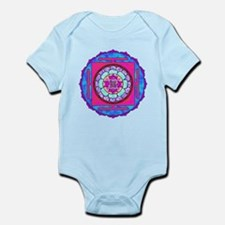 Batik Sri Yantra Infant Bodysuit