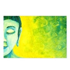 Blue Buddha Postcards (Package of 8)