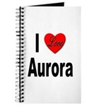 I Love Aurora Journal
