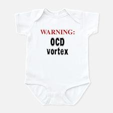 OCD vortex Infant Bodysuit