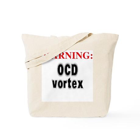 OCD vortex Tote Bag