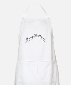 Get Over It (Running) BBQ Apron