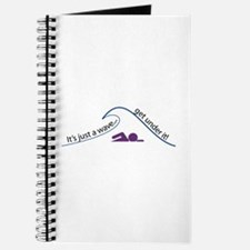 Get Under It (Swimming) Journal