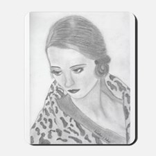Bette Davis Mousepad