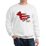 Capoeira Girl Sweatshirt
