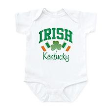 IRISH KENTUCKY Infant Bodysuit