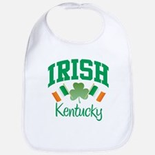 IRISH KENTUCKY Bib