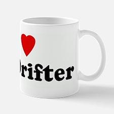 I Love My Drifter Mug