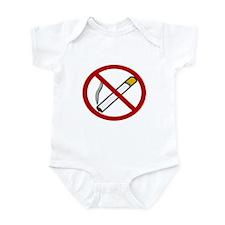 No Smoking Infant Bodysuit