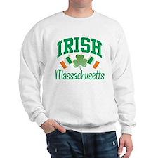 IRISH MASSACHUSETTS Sweatshirt