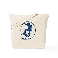 iKICKFLIP framed Tote Bag