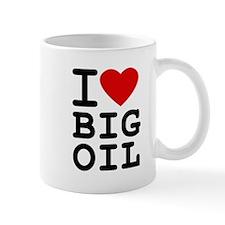 I <3 Big Oil Mug