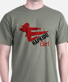 Hapkido Girl T-Shirt