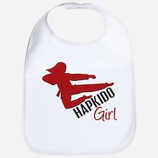 Hapkido Girl Bib