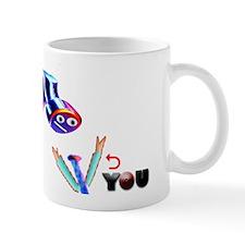 Me vs. You Mug