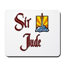 Sir Jude Mousepad