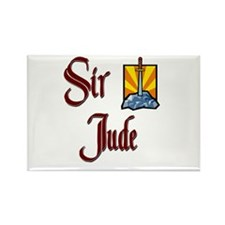Sir Jude Rectangle Magnet