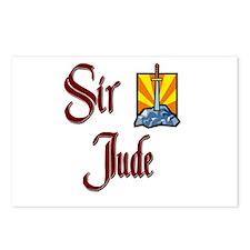 Sir Jude Postcards (Package of 8)