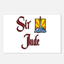 Sir Jude Postcards (Package of 8)