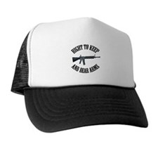 Right To Keep And Bear Arms A Trucker Hat