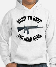 Right To Keep And Bear Arms A Hoodie