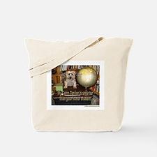 My Cairn Terrier is Smarter.. Tote Bag