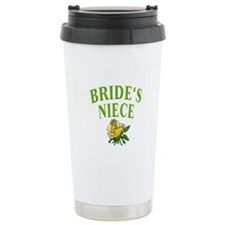 Bride's Niece (rose) Travel Mug