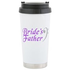 Bride's Father(clef) Travel Mug
