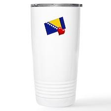 Bosnia-Herzegovina 2 Travel Coffee Mug