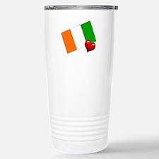 Ivory Coast Stainless Steel Travel Mug