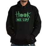 Hook Me UP Hoodie - Black