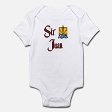 Sir Juan Infant Bodysuit