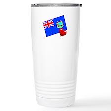St. Helena Travel Coffee Mug