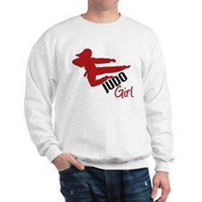 Judo Girl Sweatshirt
