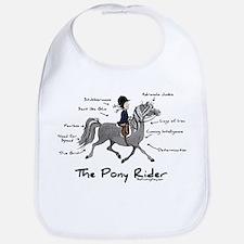 Pony Rider Equestrian Bib