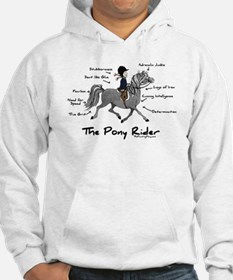 Pony Rider Equestrian Hoodie