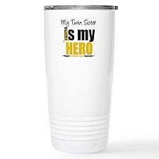 ChildhoodCancer TS Travel Mug