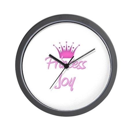 Princess Joy Wall Clock