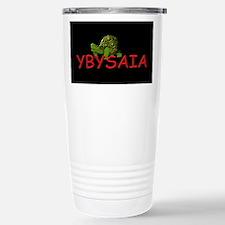 Running Turtle YBYSAIA Stainless Steel Travel Mug