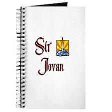 Sir Jovan Journal