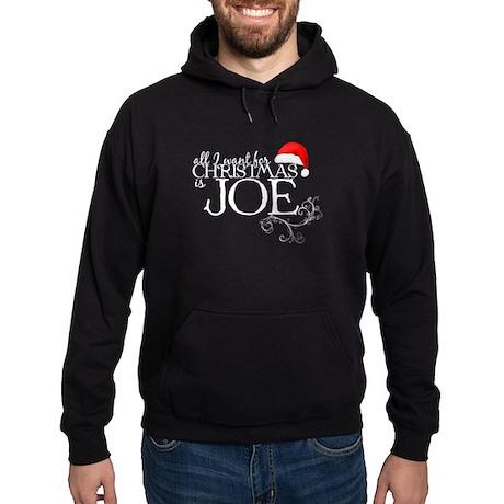 All I want for Christmas is Joe Hoodie (dark)